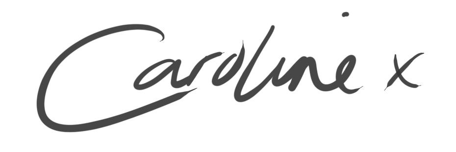 Caroline x