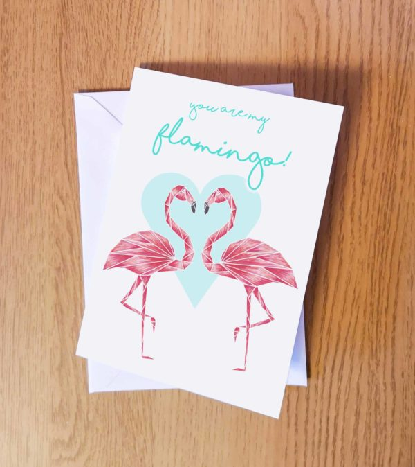 You are my Flamingo