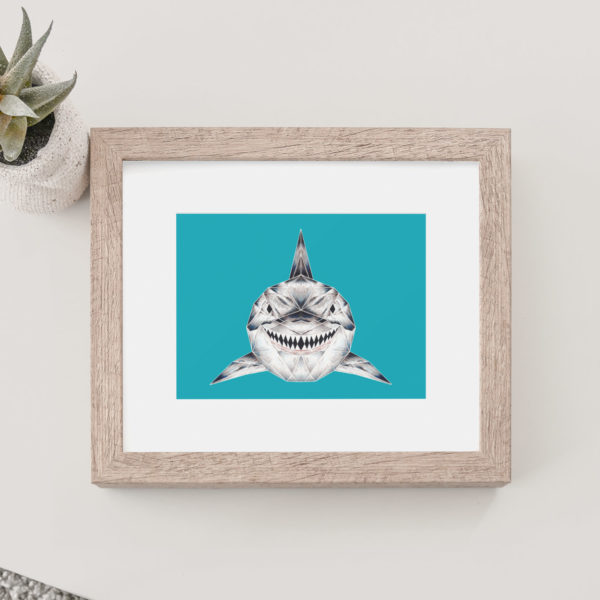 Shark print