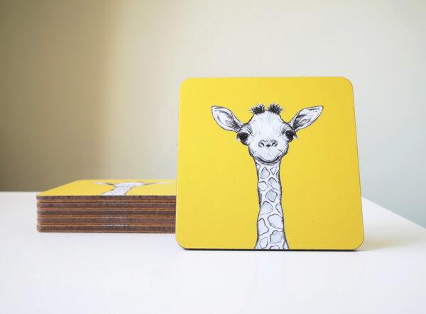 Giraffe Coaster