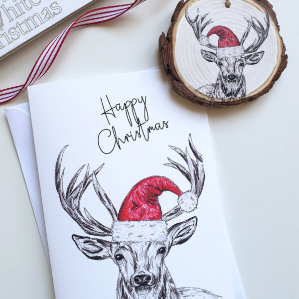Stag Christmas bundle