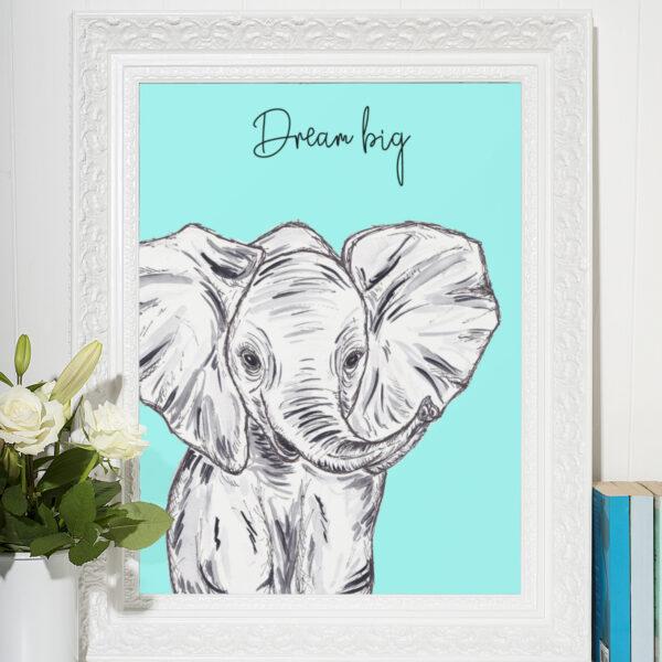 Elephant - Dream Big