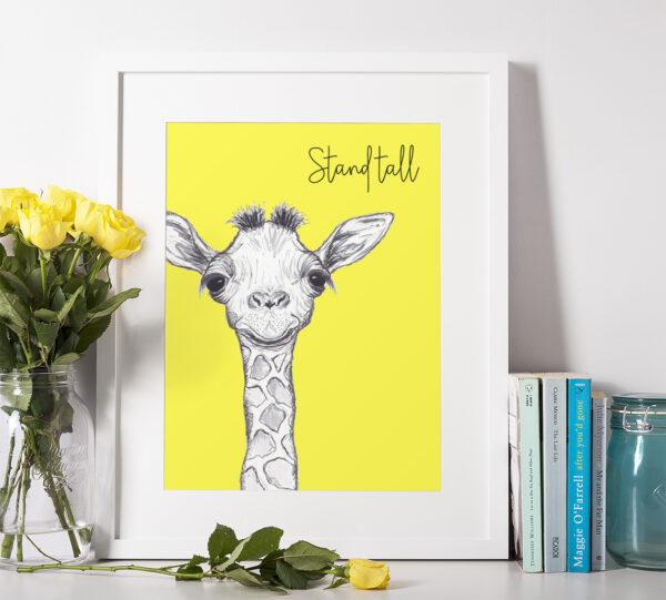 Giraffe - Stand Tall