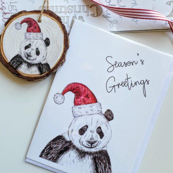 Panda Christmas bundle